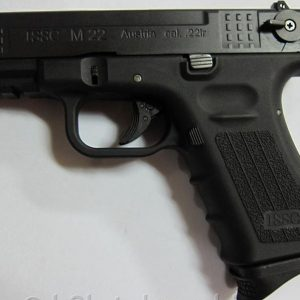 ISSC M-22 BLOW BACK BLACK