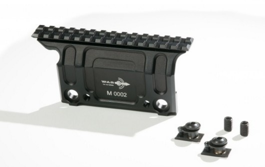 VZ58 Picatinny Rail Side Mount