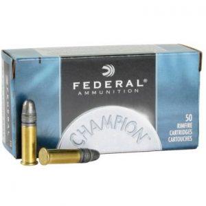Federal 22 LR Champion