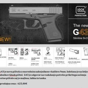 Pištola Girsan – M C  1911 cal 45 acp – www swat si